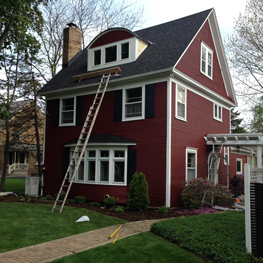 Portage Exterior Painting